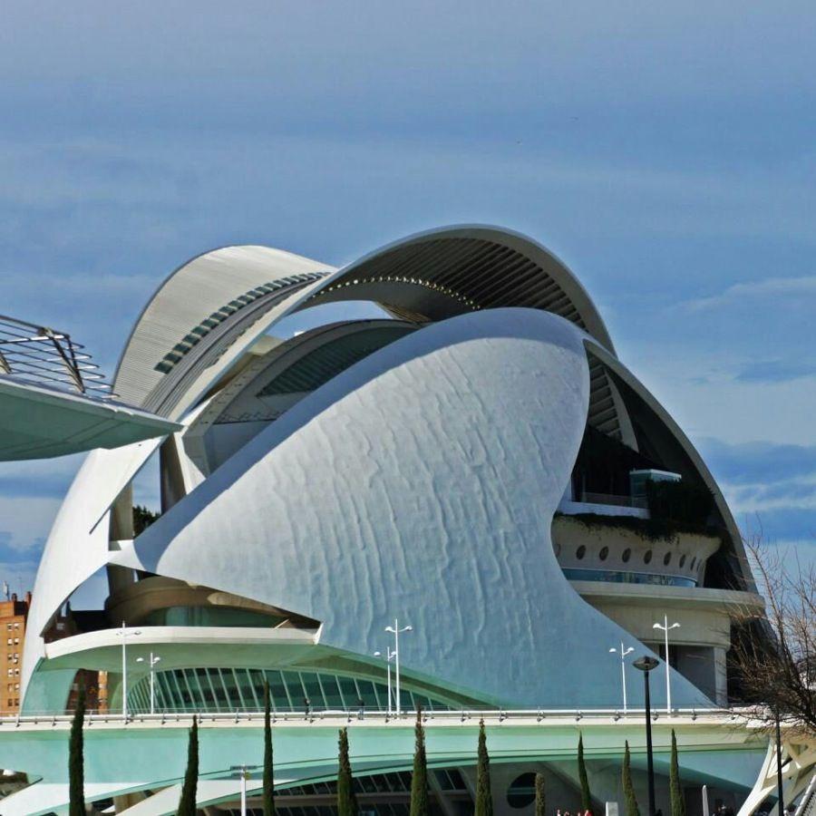 Santiago calatrava y sus juguetes rotos valencia magazine - Palau de les heures ...