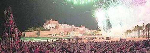 El Festival Internacional de Peñíscola se inaugura el próximo domingo con un espectáculo piromusical 4