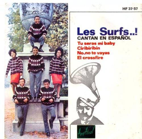 les-surfs-tu-seras-my-baby-be-my-baby-hispavox-festival