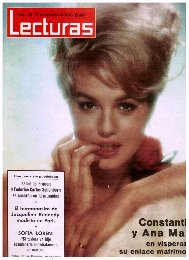 portada de lecturas septiembre 1964