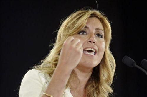 susana diaz presidenta de andalucia