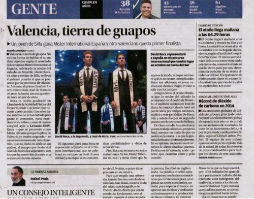 David Roca y Jose de Haro en la cabecera de Diario levante (2)