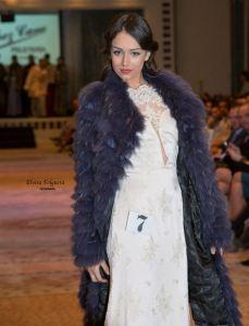 Noemí  Cruz Bosom y Daniel Barreres del Mundo proclamados Miss y Mr. C. de Valencia 2014 (2)