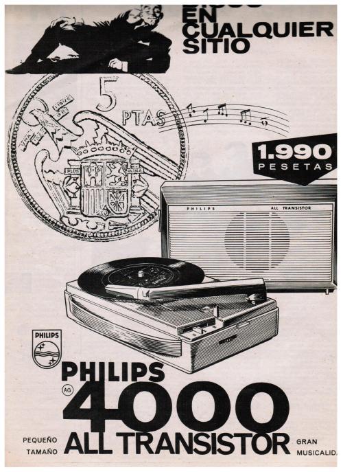 revista teleradio_Hace 50 años Guy Mardel dos vecen nº 1 en España en 1965 (2)