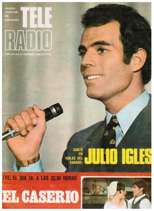 revista_Tele-Radio_diciembre_1969_portada_julio_iglesias
