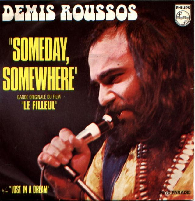 demis roussos someday somewhere