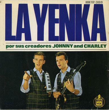 la-yenka-johnny-charley-1965