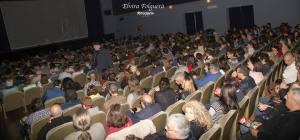 Lleno Teatro Flumen