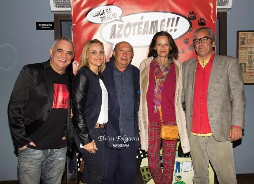 Photocol Francis Montesinos y Paola Dominguin