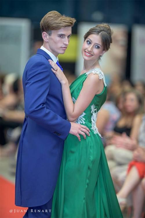 Como un cuento de hadas, Canet de Berenguer elige a su Miss y Mr. 2015