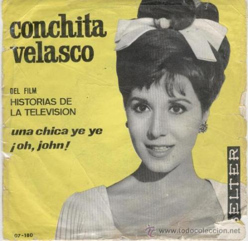 la chica ye-ye concha velasco 1965