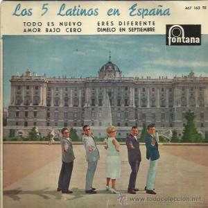 esres diferente los 5 latinos