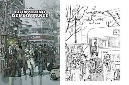 El dibujante valenciano Paco Roca y su clase magistral para el alumnado de Colegio El Prat. (3)