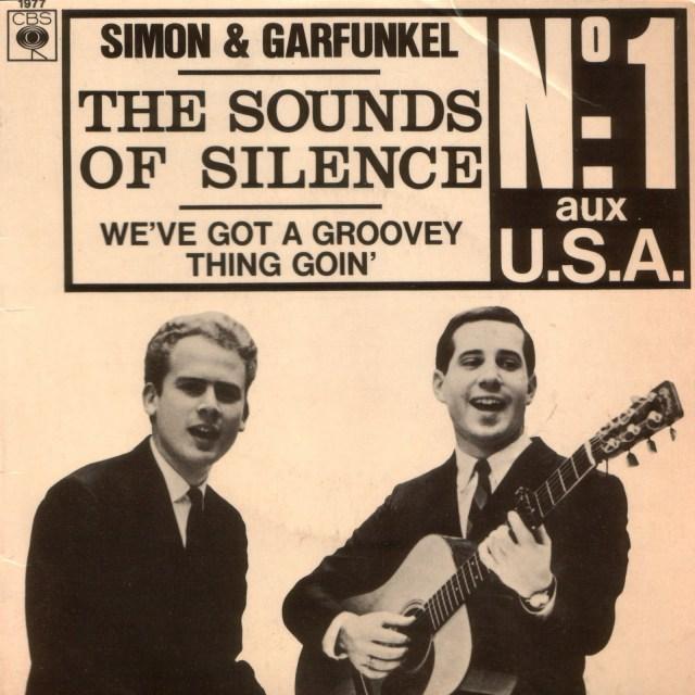 the sounds of silence los sonidos del silencio simon & garfunkel 1965