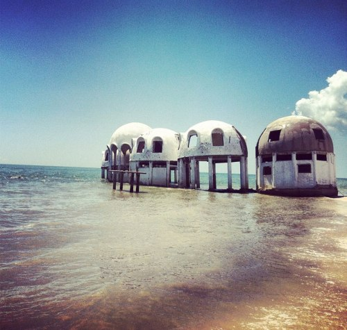 lugares terrorificos Isla deshabitada al suroeste de Florida, U.S.A