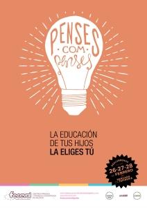 presentacion camapa FECEVAL la educacion de tus hijos la eliges tú - José Manuel Boquet_Víctor Villagaras_Nicolás Ramos Pintado