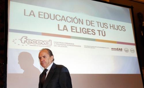 José Manuel Boquet, Presidente de FECEVAL (Foto EFE)