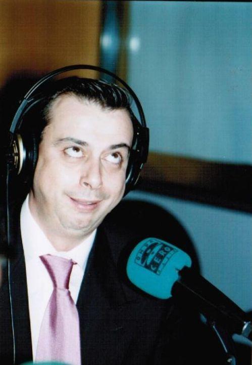 Foto de Javier Algarra 1999 (No trucada)