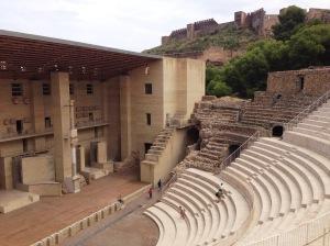 Teatro Romano, Sagunto. 1992