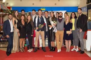 Daniel Ramírez y Mercedes Riveira nuevos Miss & Mr.  C.C. El Osito - Camp de Turia 2016