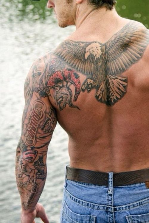 tattoo-eagle