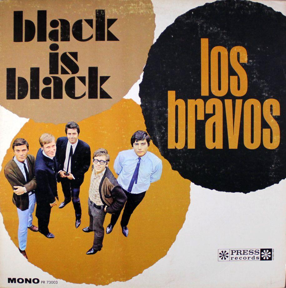 Los Bravos - Black Is Black Remastered(2003) [320] | 60's ... |Los Bravos
