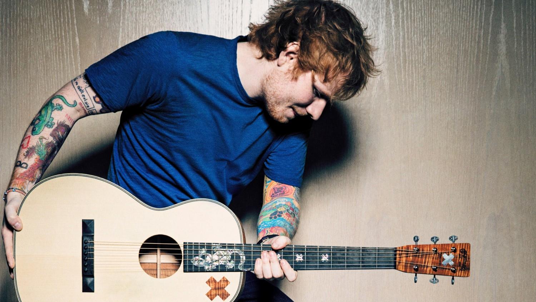 Ed Sheeran tatuajes