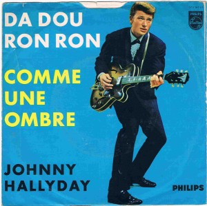 Johnny Hallyday ‎– Da Dou Ron Ron