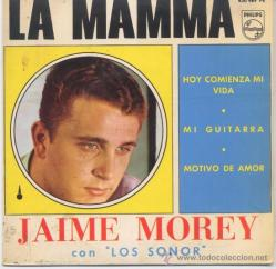JAIME MOREY LA MAMMA