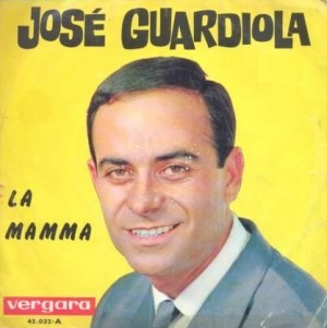 JOSE GUARDIOLA LA MAMMA