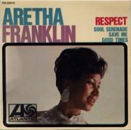 """""""Respect"""" el primer nº1 de Aretha Franklin"""